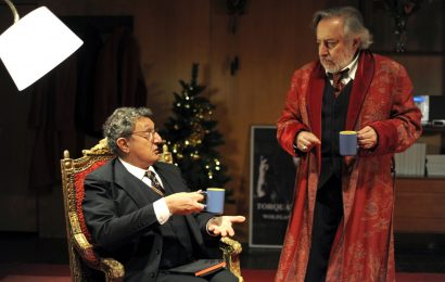 "teatro manzoni. ""L'APPARENZA INGANNA"", DI THOMAS BERNHARD"