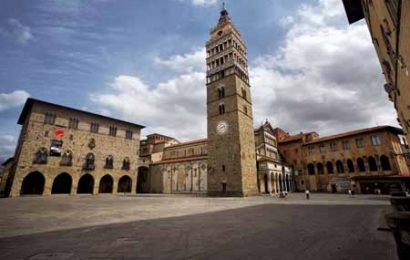 turismo & promozione. PISTOIA E LE SUE COLLINE PROTAGONISTE DELL'EDUCATIONAL TOUR