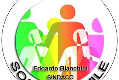 """EDOARDO BIANCHINI, """"IL NOSTRO PROGETTO PER QUARRATA"""