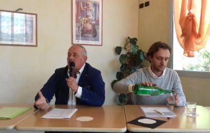 amministrative 2017. PIERO LUNARDI: «PICCOLE OPERE E CHIUSURA DEL CASSERO»