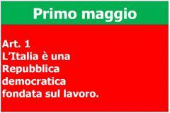 IL COMUNE DI POGGIO A CAIANO FESTEGGIA IL PRIMO MAGGIO