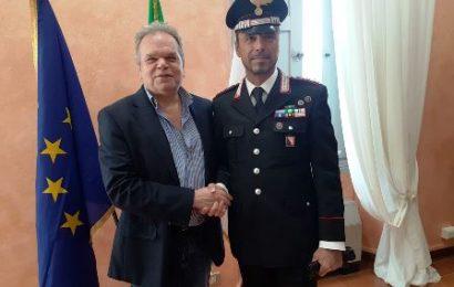 carabinieri. QUINTINO PREITE NUOVO COMANDANTE DELLA TENENZA