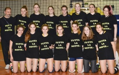 volley serie c. AM FLORA BUGGIANO IN PLAY OFF