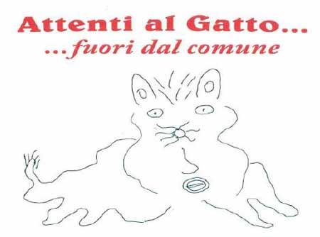 """""""ATTENTI AL GATTO… FUORI DAL COMUNE"""" ALLA FONDAZIONE TURATI DI GAVINANA"""