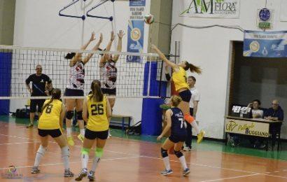 volley-play off. SERIE C, NULLA DA FARE PER L'AM FLORA BUGGIANO