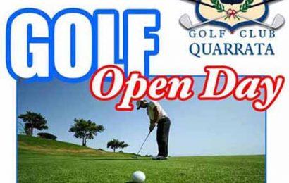 golf. PROVA GRATUITA PER TUTTI CON L'OPEN DAY