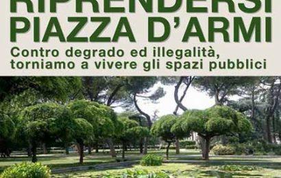 RIPRENDERSI PIAZZA D'ARMI, CASAPOUND ANNUNCIA MANIFESTAZIONE