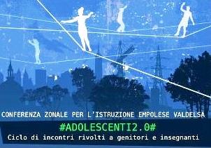 empoli. #ADOLESCENTI 2.00#: CICLO DI INCONTRI SULLA CRESCITA DEI FIGLI