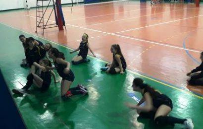 """volley under 12. """"CAPRICCIO DUE"""", PRIME IN CLASSIFICA NEL GIRONE E"""