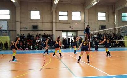 volley under 12. EDILETRUSCA BUGGIANO, PRIMA IN CLASSIFICA