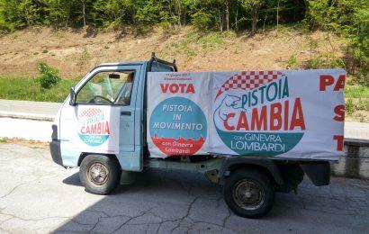 campagna elettorale. GINEVRA LOMBARDI, FLASH MOB IN GIRO PER CITTÀ E PERIFERIE