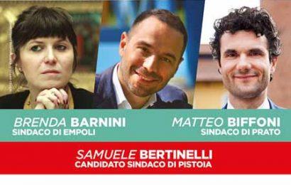 L'AGENDA DI SAMUELE BERTINELLI