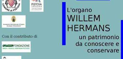 L'ORGANO WILLEM HERMANS  UN PATRIMONIO  DA CONOSCERE E CONSERVARE