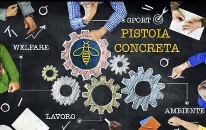 """""""PISTOIA CONCRETA"""" SI TRASFORMA"""