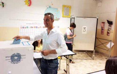 elezioni. IL VOTO DI ROBERTO BARTOLI