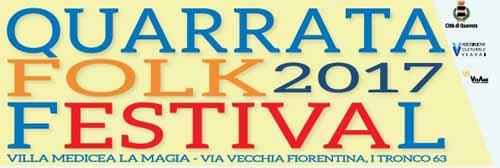 QUARRATA FOLK FESTIVAL 2017