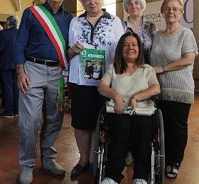 2 giugno. ELENA BARDI, CAVALIERE PER MERITI DI VOLONTARIATO