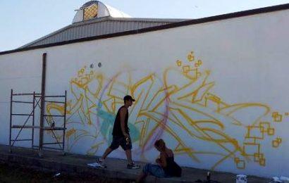 pieve. GRAFFITI LIVE AL BOCCIODROMO