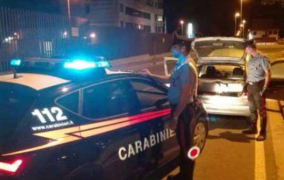 carabinieri. ARRESTI PER DETENZIONE A FINI DI SPACCIO