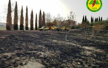 """incendio— carmignano: """"LA BUROCRAZIA NON PUÒ ESSERE CAUSA DI RITARDI"""""""