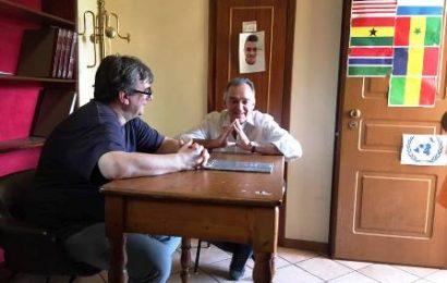 """accoglienza migranti. ROSSI: """"SICUREZZA, LEGALITÀ E UN FUTURO SERENO PER LA TOSCANA"""""""