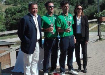 trofeo toscano di doppio. TRIONFO PER IL PRESIDENTE DEL GOLF CLUB QUARRATA