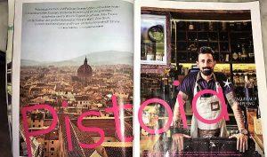 Pistoia, con Il Vinaino del Medio, sulla rivista tedesca