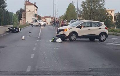 agliana. SCONTRO MORTALE PER UN UOMO DI 45 ANNI