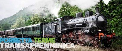 transappenninica. TRENO STORICO DA FIRENZE SMN A PORRETTA TERME