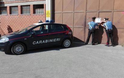 carabinieri. RIFIUTI TESSILI, ATTIVITÀ ILLECITA DI SMALTIMENTO