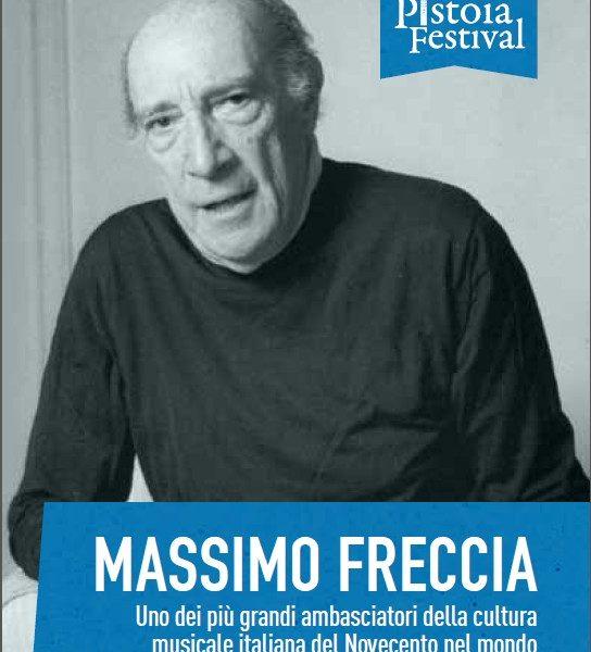 MASSIMO FRECCIA, UNO DEI PIÙ IMPORTANTI DIRETTORI D'ORCHESTRA DEL '900