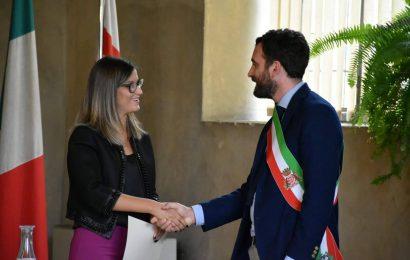 IN SALA MAGGIORE LA CERIMONIA DI CONFERIMENTO CITTADINANZA ITALIANA