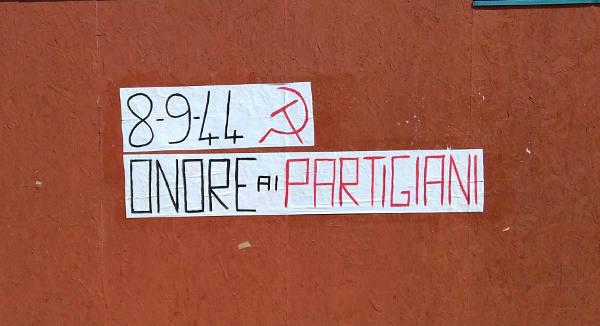 RINASCITA COMUNISTA SULLA RICORRENZA DELL'8 SETTEMBRE 1944