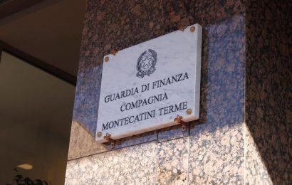 montecatini. INAUGURATA LA NUOVA CASERMA DELLA GUARDIA DI FINANZA