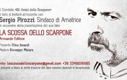 libri & letture. «LA SCOSSA DELLO SCARPONE» DI SERGIO PIROZZI
