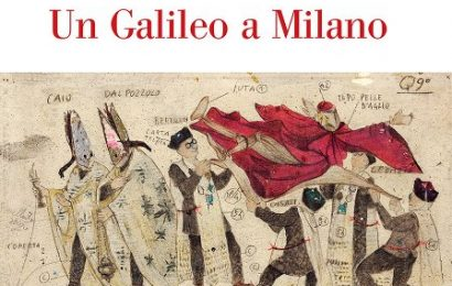 """lo spazio. """"UN GALILEO A MILANO"""""""