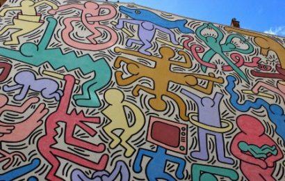 a scuola di street art. IL PROGETTO DELLA COOPERATIVA KERAS PER I PIÙ PICCOLI