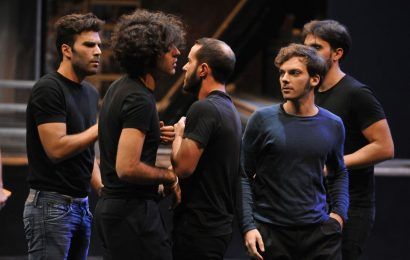 """PLAY PLAUTO"", IN SCENA GLI ALLIEVI DEL TEATRO LABORATORIO TOSCANA"