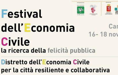 festival dell'economia civile. INCONTRI E PROGETTI ALLA RICERCA DELLA FELICITÀ PUBBLICA