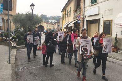 """flash mob. CORSINI (PD): """"UNA OCCASIONE PERSA DALLA LISTA LUNARDI"""""""
