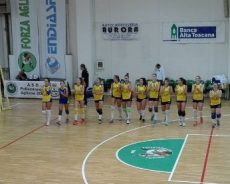 volley. SERIE C, AM DALLE STELLE ALL'INCUBO!