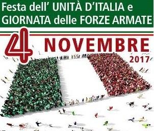 montemurlo. FESTA DELL'UNITÀ D'ITALIA E DELLE FORZE ARMATE
