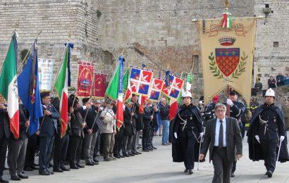 prato. GIORNATA DELL'UNITÀ NAZIONALE E DELLE FORZE ARMATE