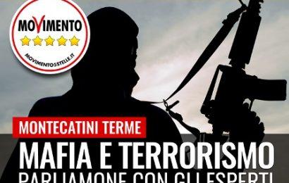 montecatini. MAFIA E TERRORISMO, PARLIAMONE CON GLI ESPERTI
