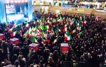 elezioni. TOSCANA. LE LISTE DI FRATELLI D'ITALIA