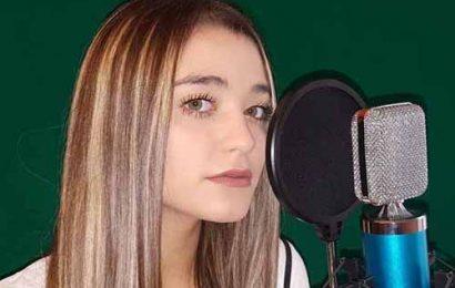 """ALESSIA MANIGRASSO ALL'AUDIZIONE PER """"SANREMO YOUNG"""""""