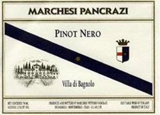 montemurlo. LA SCOMPARSA DEL MARCHESE VITTORIO PANCRAZI, PADRE DEL PINOT NERO