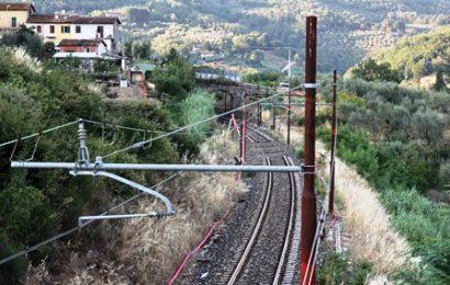 raddoppio ferrovia. NUOVA SOSPENSIONE DELLA LINEA TRA PISTOIA E MONTECATINI