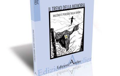 """""""IL TRENO DELLA MEMORIA"""", PRESENTAZIONE ALLA CAFFETTERIA PARTERRE"""