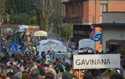 CARNEVALE DI SAN MARCELLO: VINCE GAVINANA